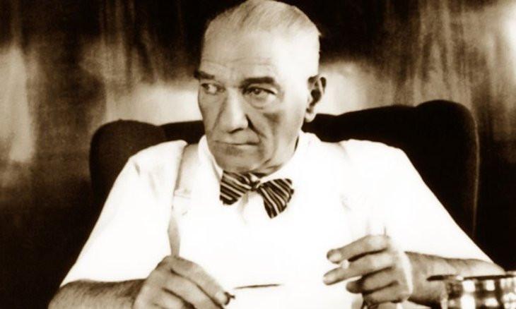 Atatürk's lost letter to US child on display in Ankara