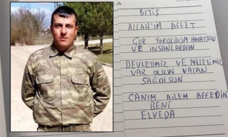 Family believes son was murdered in suspicious death of Kurdish soldier