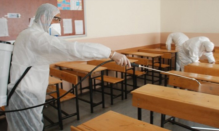 Turkish schools 'not ready' to open for classes on Sept 21, says Eğitim-Sen