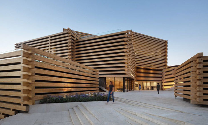 Odunpazarı Modern Museum wins 'project of the year' at London awards