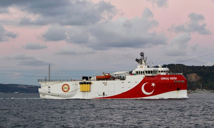 Turkey withdrew Oruç Reis survey vessel to allow for diplomacy, Erdoğan says