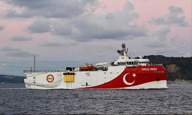 'Turkey-Cyprus dispute holding up EU's Belarus sanctions'