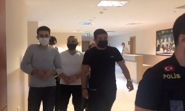 Three suspects arrested for attack on opposition deputy Atay that followed 'rapist' brawl with minister