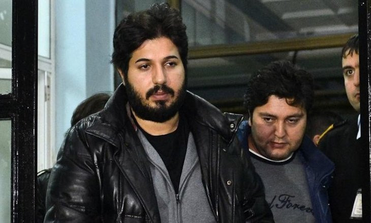 Reza Zarrab's global money laundering scheme revealed in leaked US files