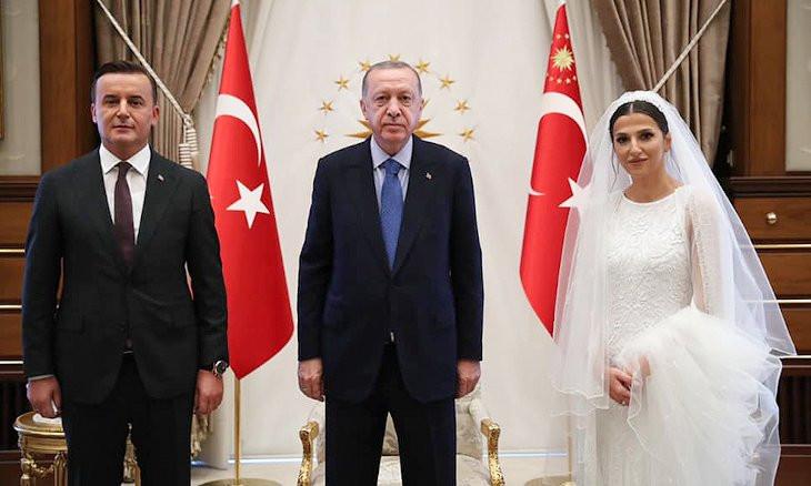 Prosecutor slammed for preventing Demirtaş's release visits Erdoğan in presidential palace