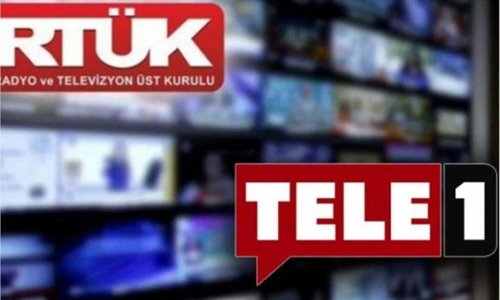 Turkey's media watchdog imposes a five-day blackout on opposition Tele1 TV channel