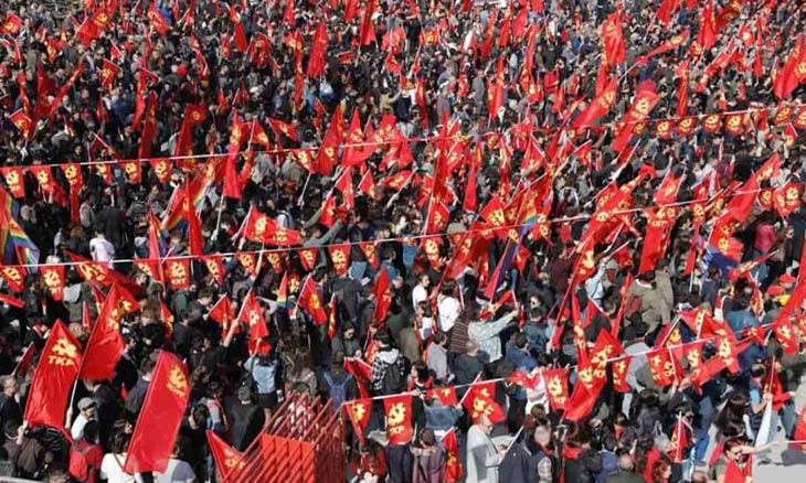 Turkish Communist Party banned from holding rally to mark centennial anniversary