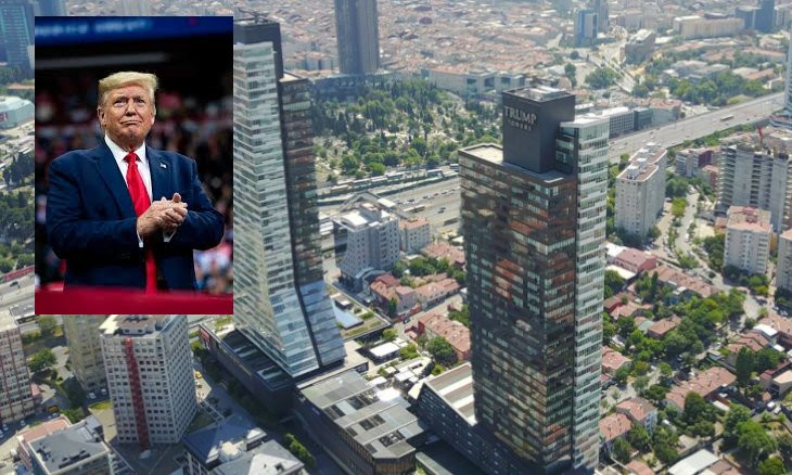 Trump earned $1 million from Trump Towers Istanbul in two years, report reveals
