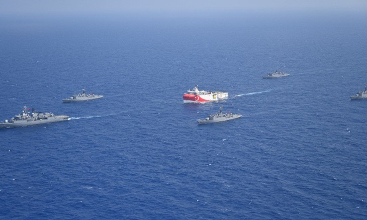 MEPs call on Turkey to end 'illegal drilling activities' in eastern Mediterranean