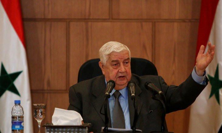 Syrian FM calls Turkey a 'sponsor of terrorism' in address to UN