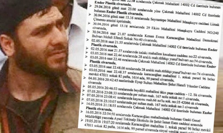 Turkey 'didn't apprehend ISIS militant responsible for deadly attacks despite pinpointing him 19 times'