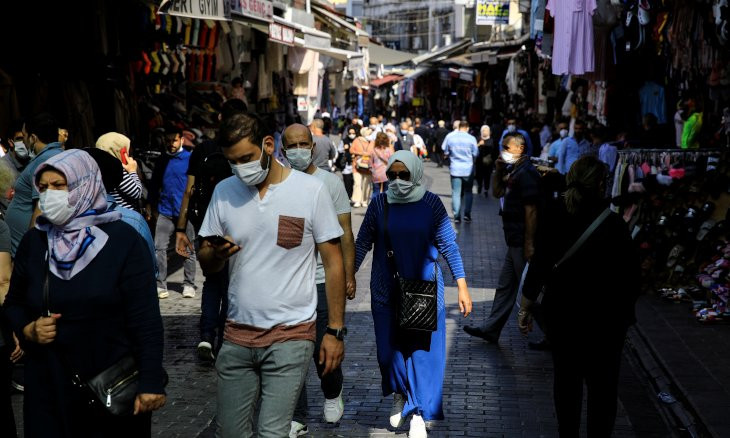 Istanbul sees 'frightening' 62 percent weekly surge in number of COVID-19 cases