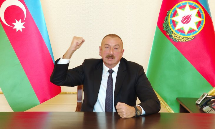 Azerbaijan wants Turkey part of future Caucasus peace process