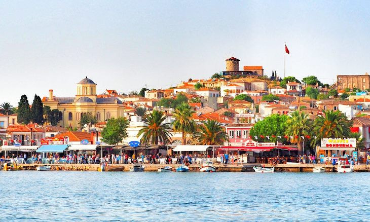 Ayvalık faces destruction of natural beauty after downgrading of protection status