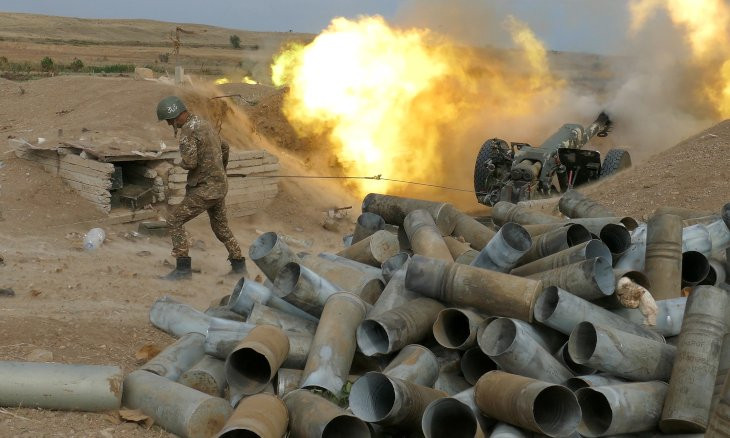 Turkey slams ceasefire efforts in Nagorno-Karabakh, as Moscow warns of Islamist mercenaries