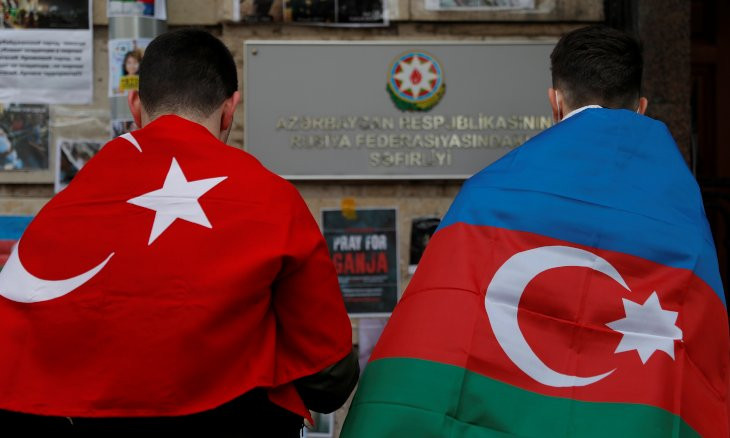 'Dozens of Armenians left Turkey in one day' due to heightened pro-Azeri sentiment