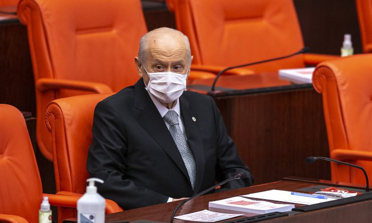 Turkey's media watchdog fines channel critical of gov't for using slang word against MHP leader