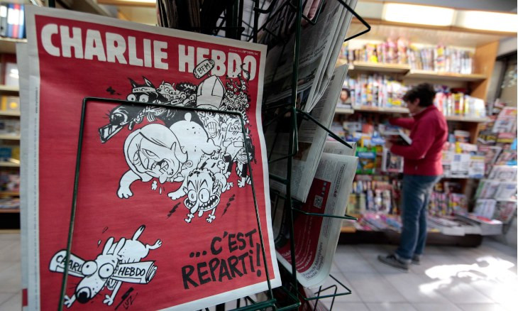 Turkey summons French charge d'affaires over Charlie Hebdo cartoon of Erdoğan
