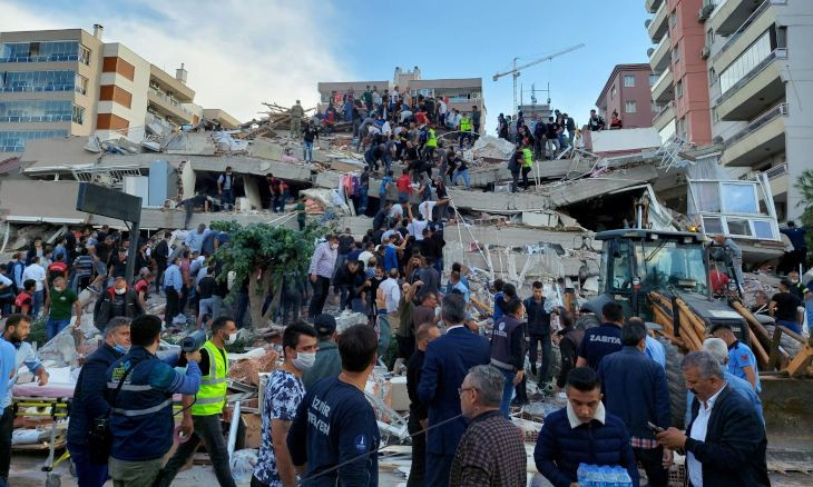 AKP supporter who praised İzmir quake freed on condition of being trained on disaster awareness