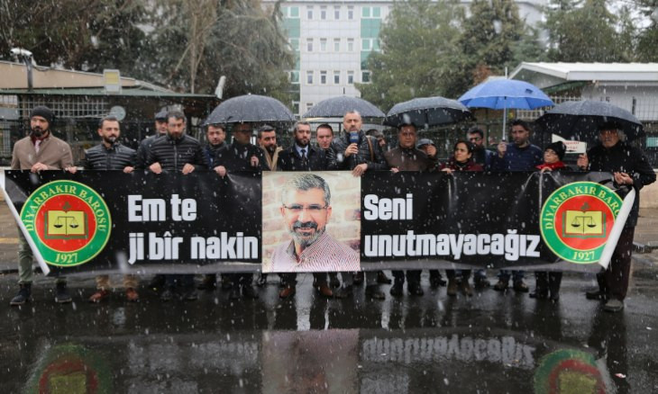 Trial in prominent Kurdish lawyer's murder begins five years later amid obstacles to investigation