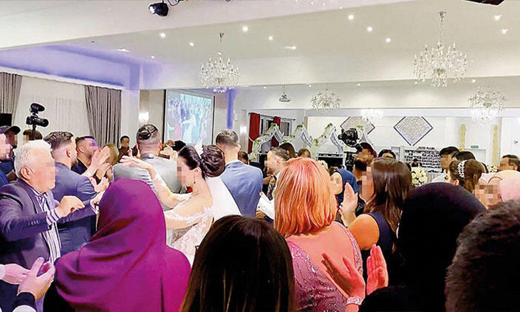 Illegally crowded Turkish wedding in Berlin causes COVID-19 spread
