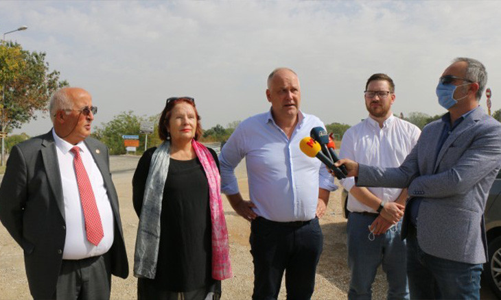 Ankara blocks Swedish politicians' visit to Demirtaş in prison