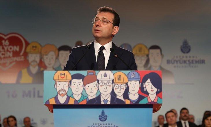 Istanbul Mayor Ekrem İmamoğlu tests positive for COVID-19