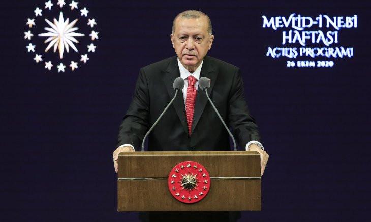 Turkish gov't in fury over Charlie Hebdo's Erdoğan cartoon