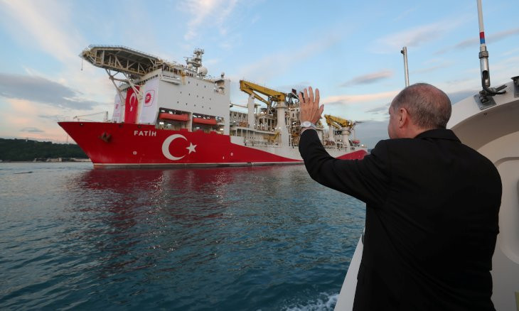 Erdoğan set to unveil total size of Black Sea gas find