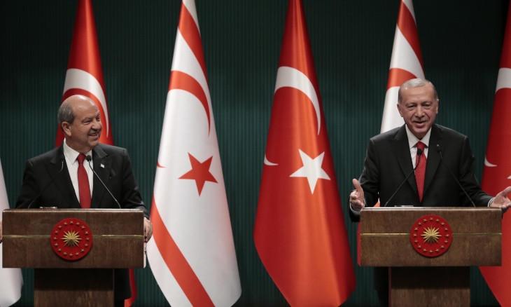 Erdoğan seeks a two-state solution for Cyprus, eyes 'picnic' in Varosha