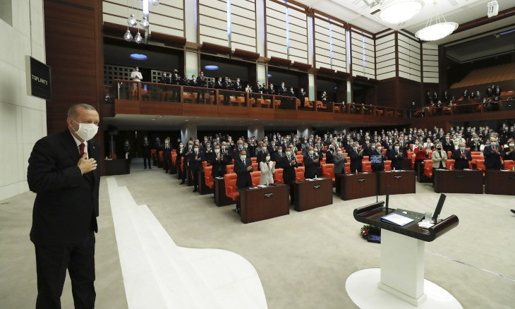 Erdoğan says he supports nationalist ally's calls for overhauling top court, reinstatement of death penalty