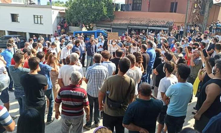 Hatay officials 'indefinitely delay' meeting for mine construction following objections