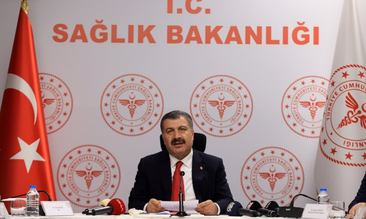 Turkish Health Minister refutes Menzil cult presence in ministry