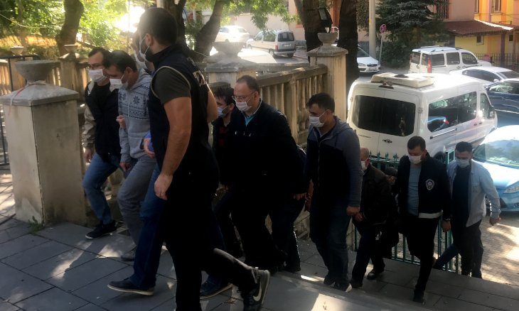 Turkey detains dozens of soldiers in operation against Gülenists
