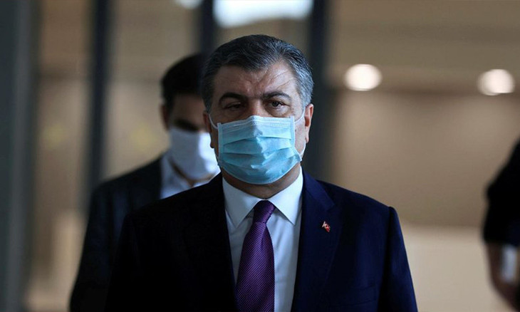 Turkish Health Minister 'should resign since no official data can be trusted'