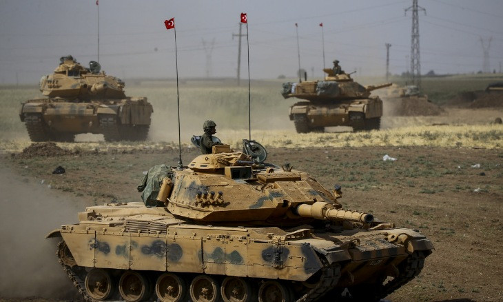 Turkey withdrawing from large military post in northwest Syria: Report