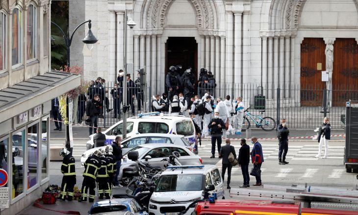 Turkey condemns deadly Nice attack