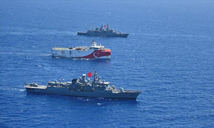 France and Germany tell Turkey to stop provocations in eastern Mediterranean
