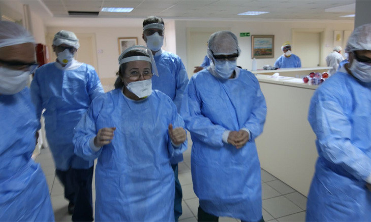 Istanbul University receiving twice as many COVID-19 patients as pandemic worsens