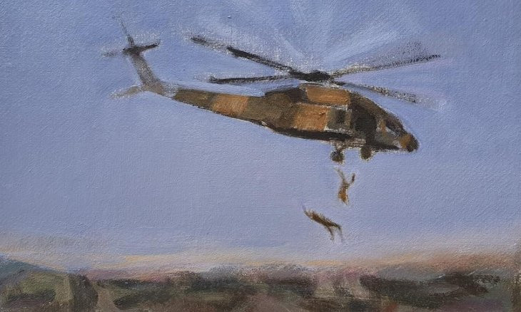 AKP admits 'something happened' when asked about throwing of Kurdish men from army helicopter