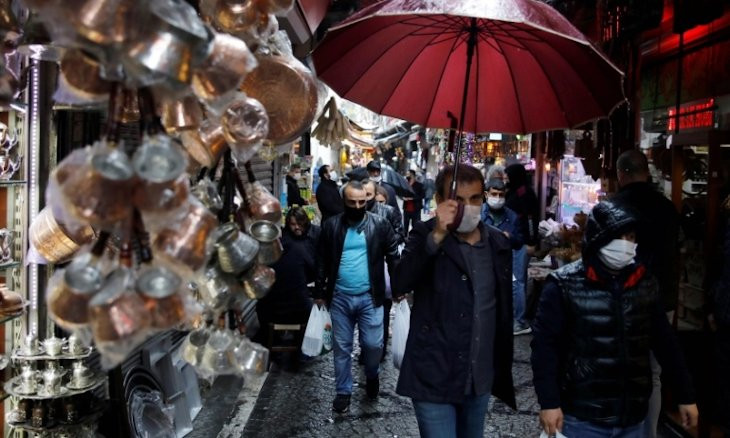 IMF predicts income per capita to drop to 2005 levels by the end of 2020 in Turkey