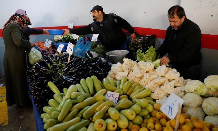 Researchers say new model shows Turkish inflation almost four times official tally