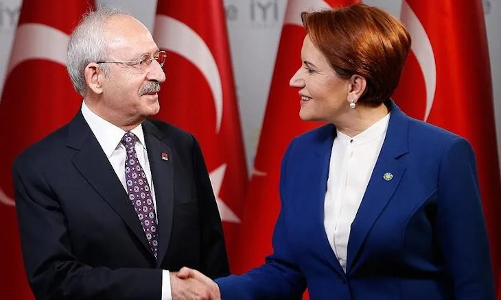 Turkish opposition parties working on a wide ranging alliance program for elections