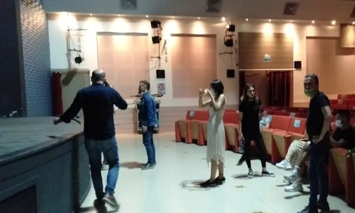 Local authorities ban first Kurdish play to be staged in Istanbul Municipality over 'public security'