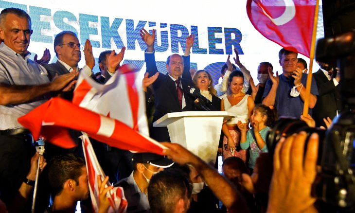 Turkey-backed Ersin Tatar wins Turkish Cyprus presidential vote