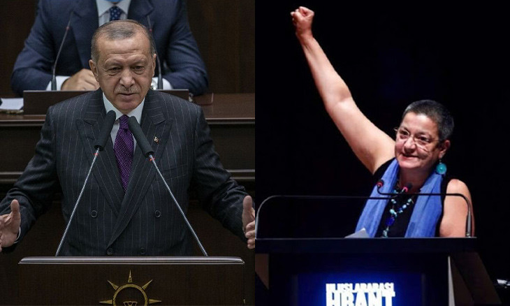Turkey's Human Rights Foundation blasts Erdoğan's criminalization of chairwoman