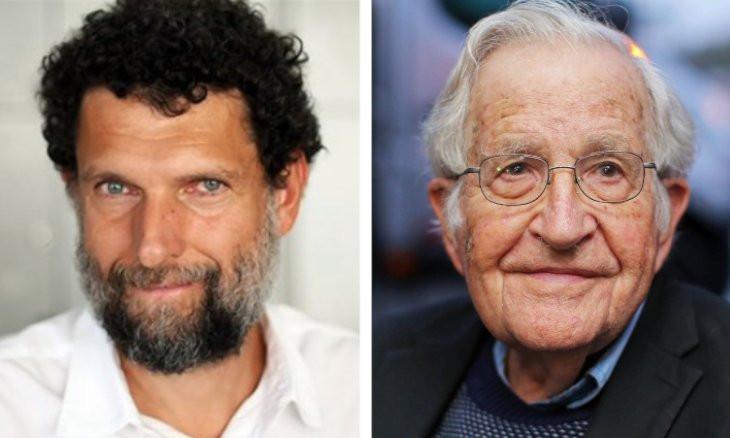 Noam Chomsky calls for immediate release of Osman Kavala