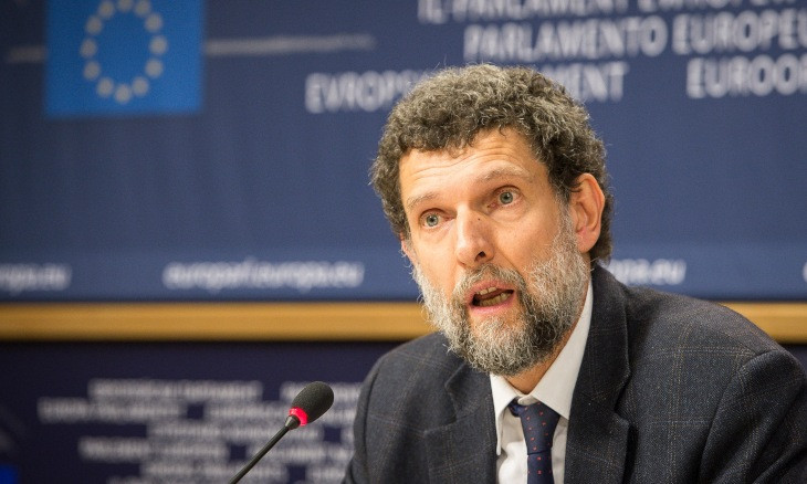 New indictment against Osman Kavala 'politically motivated, bereft of legal credibility'