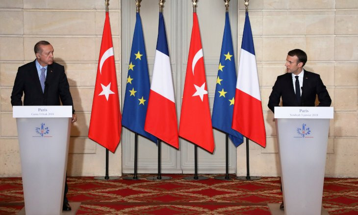 French Interior Minister to Turkey: Stay out of France's domestic affairs