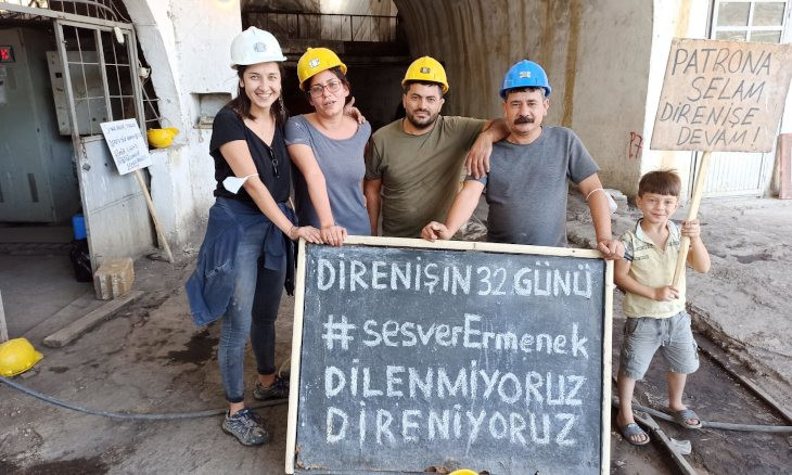 Turkish miners to march to Ankara in demand to get unpaid wages, severance pay